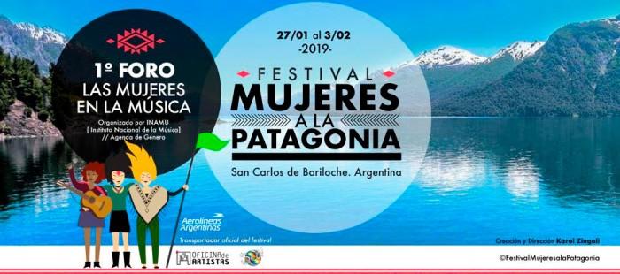 Mujeres+Música en Patagonia