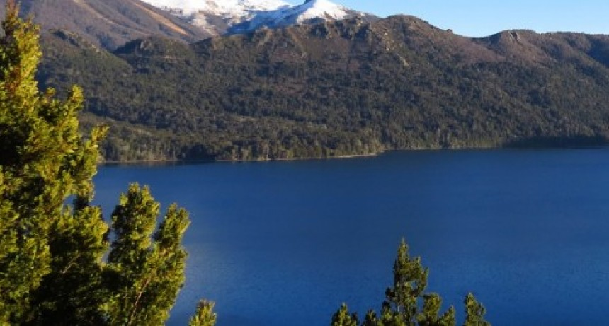Lago Gutierrez, las aguas mas templadas de Bariloche