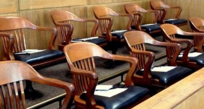 Juicios por Jurados: Recta final en Río Negro