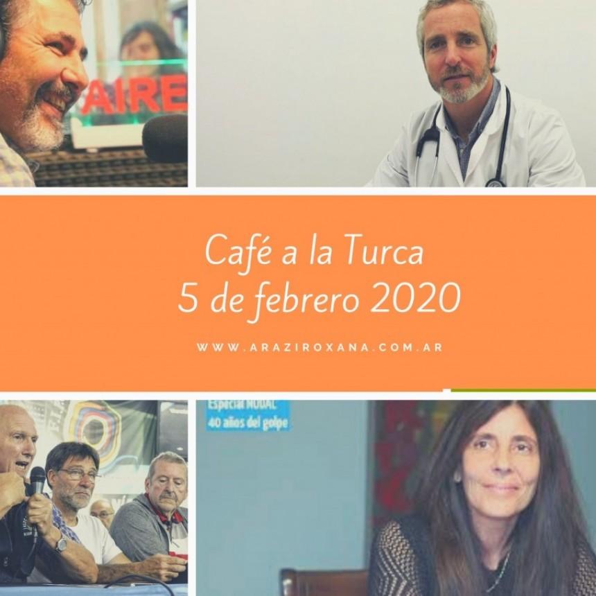 Programa Café a la Turca 05 de febrero 2020