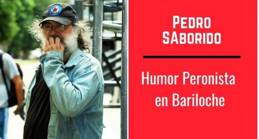 Pedro Saborido: el comunista, hippie y cristiano que, principalmente, es peronista !!!