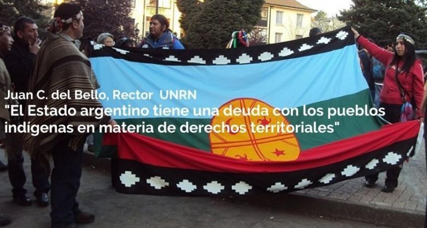 Entrevista al Rector de la UNRN, Lic. Juan Carlos del Bello