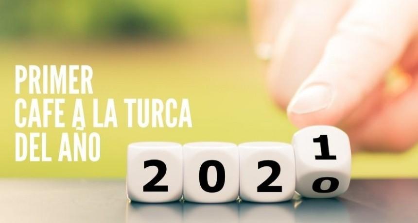 Primer Café a la Turca del 2021