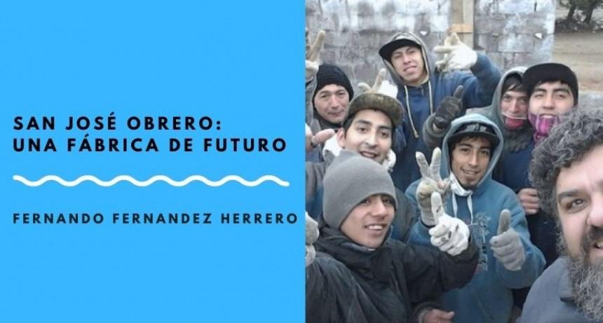 San José Obrero, un hogar donde fabrican futuro