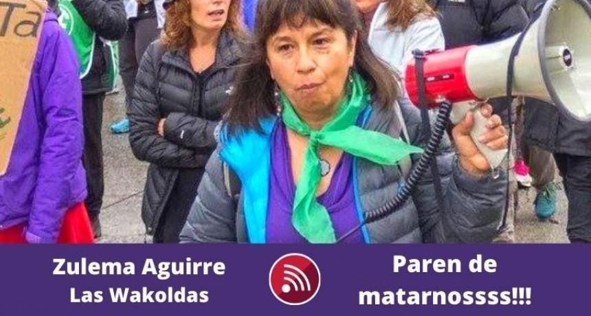 #BastaDeMatarnos. Por Julieta Guadalupe Curual y por todas