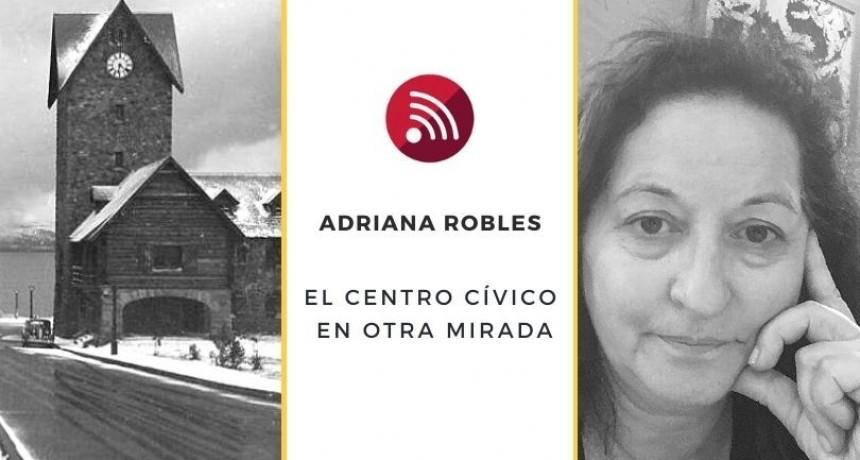 Centro Cívico de Bariloche: un ícono en la postal turística