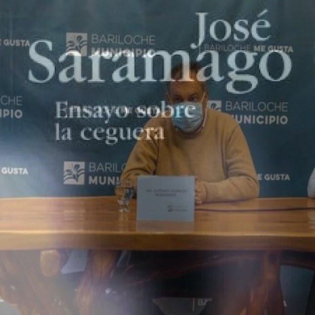 Sr Intendente de Bariloche: descanse un poco y lea un buen libro!! / #CaféALaTurcaExpress 23/04/2020