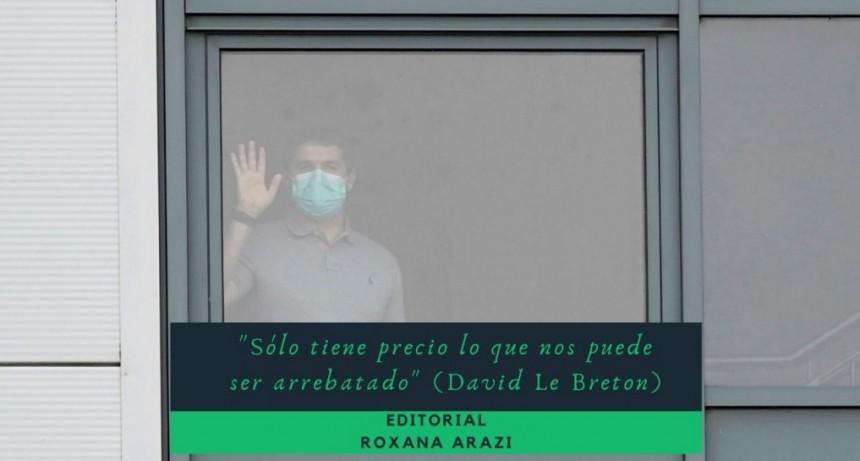 EDITORIAL DE ROXANA ARAZI 8 DE ABRIL 2020