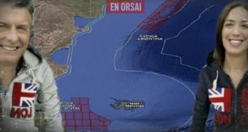 La entrega de las cuencas petroleras en las Malvinas