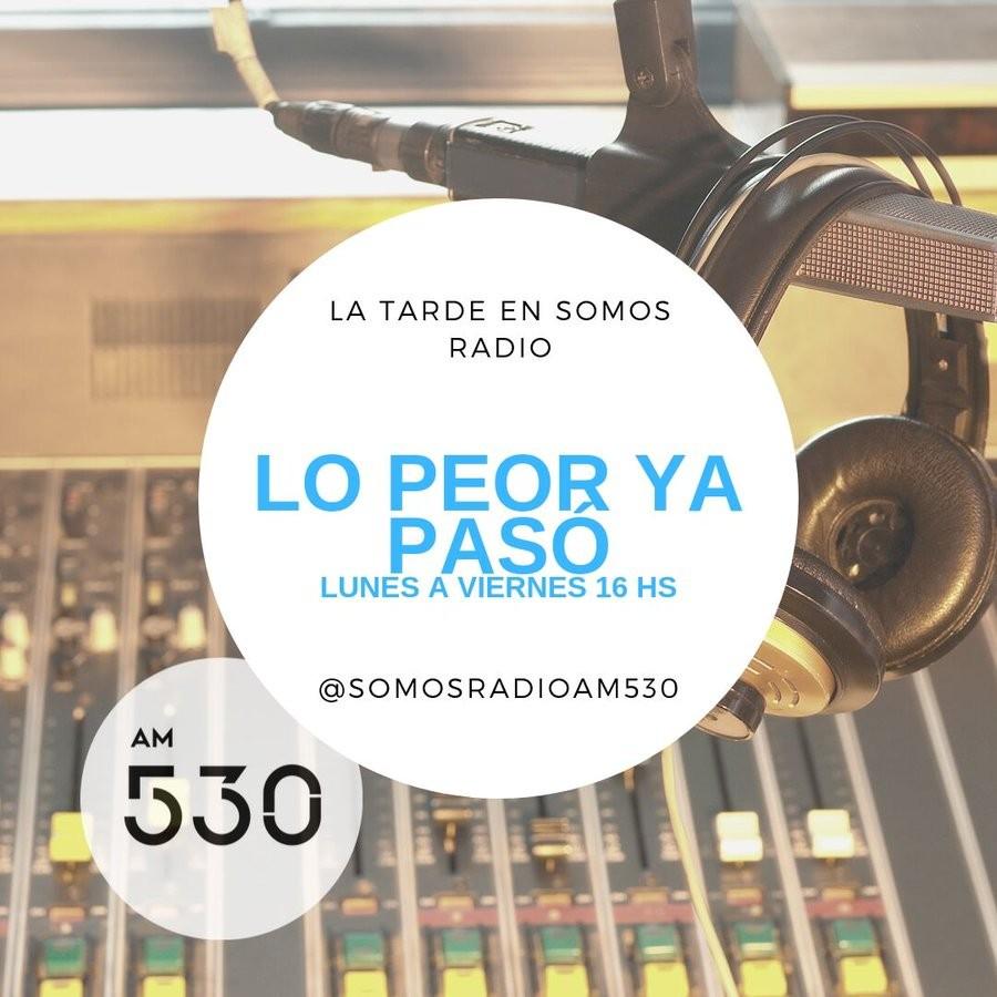 Bariloche en #LoPeorYaPasó, en AM 530