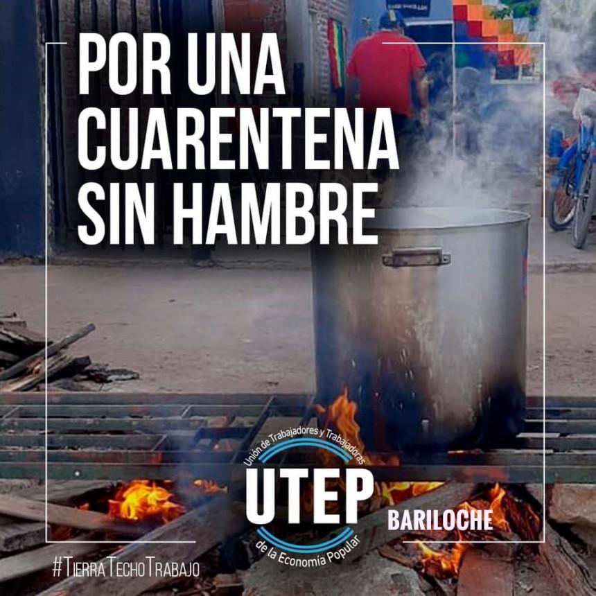 #Cuarentena: la realidad en los barrios de Bariloche / Café a la Turca Express 29/05/2020