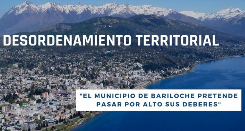Bariloche: el oficialismo impulsa exceptuar los Certificados de Amojonamiento