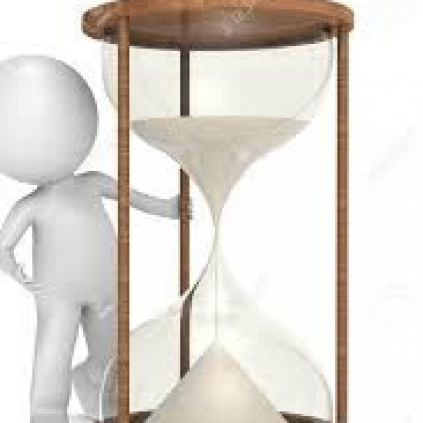 ¿Cuánto dura la paciencia?