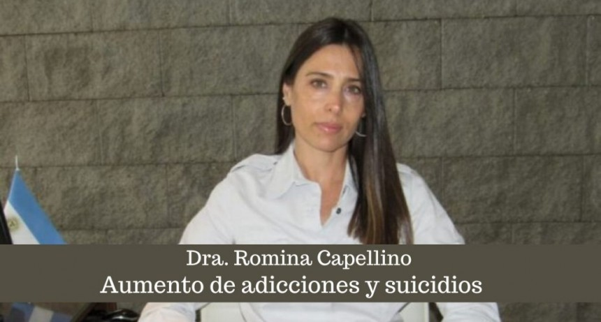Aumento de adicciones y suicidios en contexto de #Pandemia