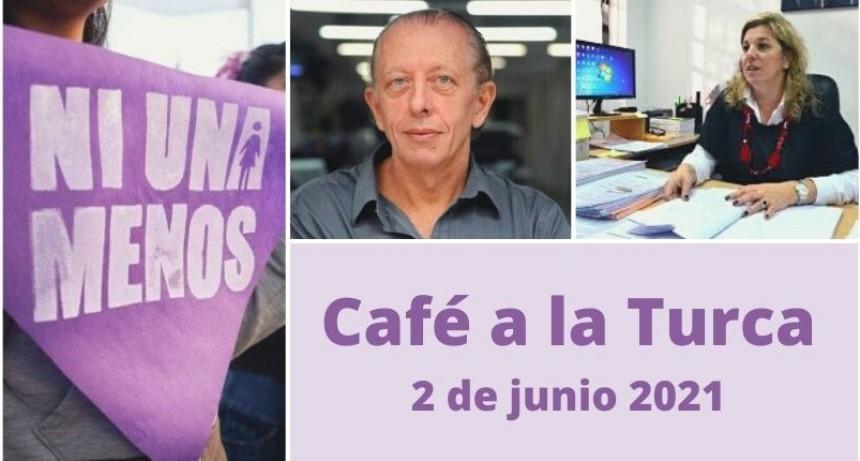 Café a la Turca, 02 de junio 2021. Otros temas, otro abordaje!!