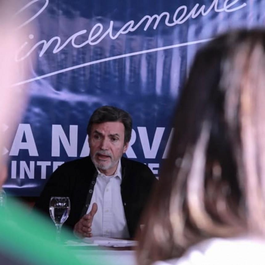 FERNANDO VACA NARVAJA - CANDIDATO A INTENDENTE DE BARILOCHE