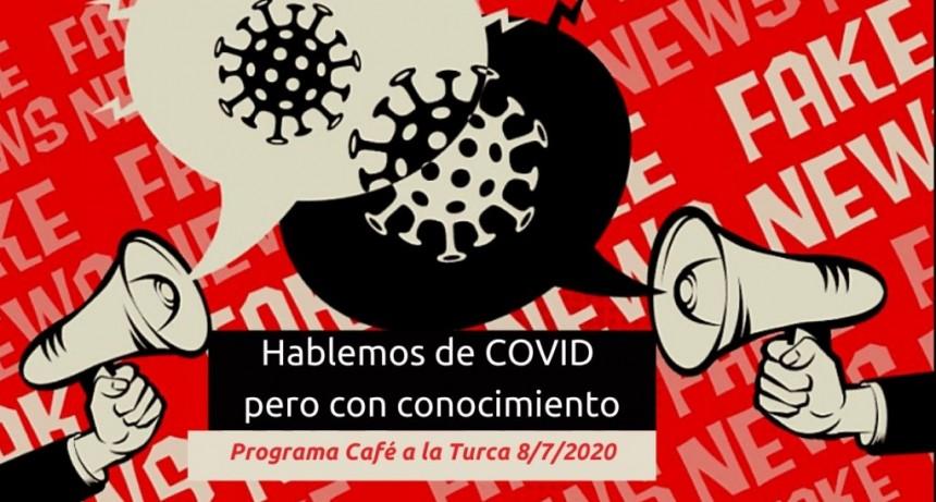 Café a a Turca  8 de julio 2020
