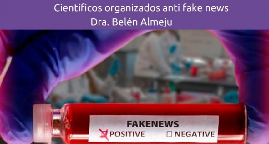 """Luchar contra la """"infodemia"""" desde la ciencia"""