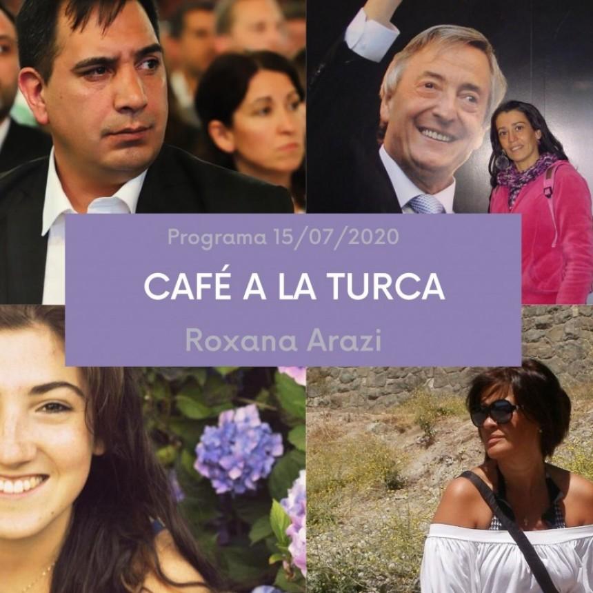 Café a la Turca, miércoles 15 de julio 2020