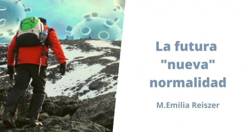 """Aportes para que la """"nueva normalidad"""" sea un poco más justa"""