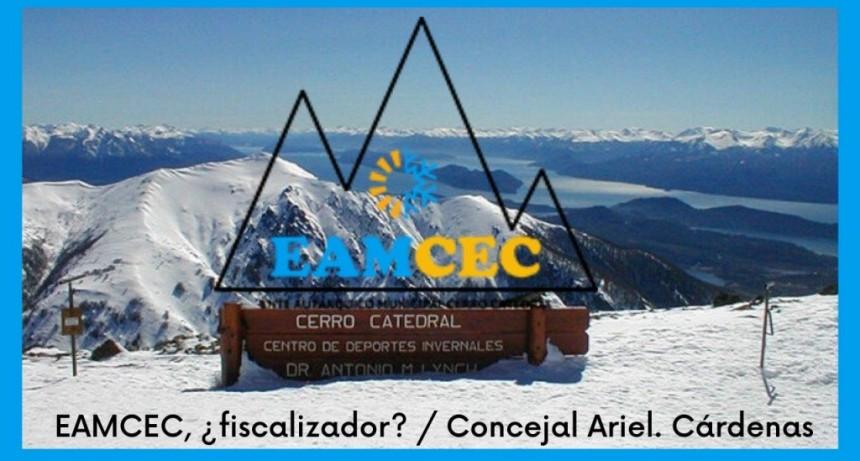Entrevista al concejal de Bariloche Ariel Cárdenas