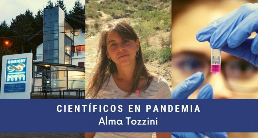 El impacto de la cuarentena en el hogar de los científicos