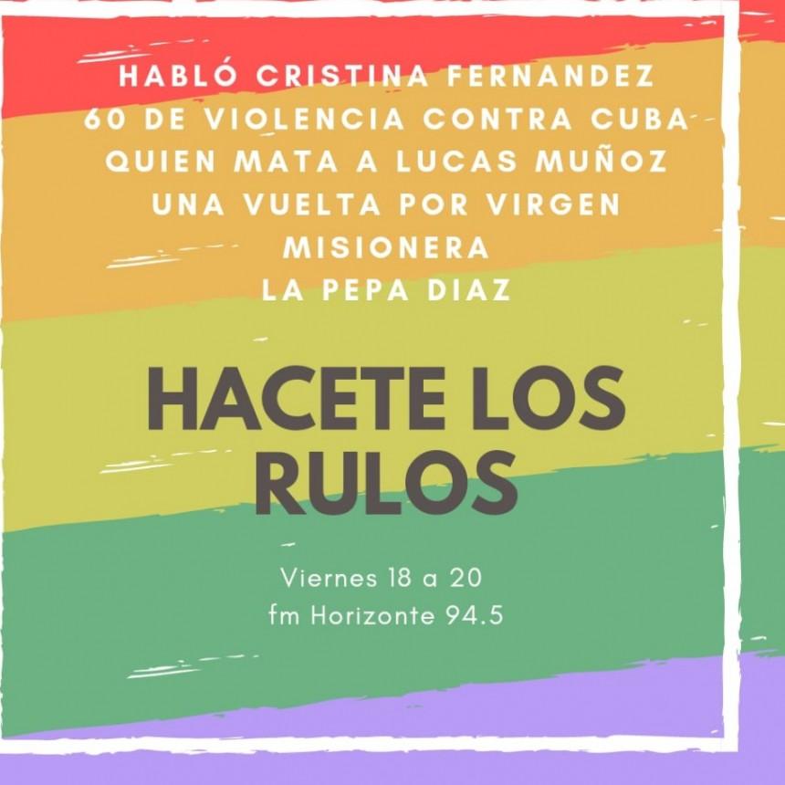 HACETE LOS RULOS - 16 DE JULIO 2021