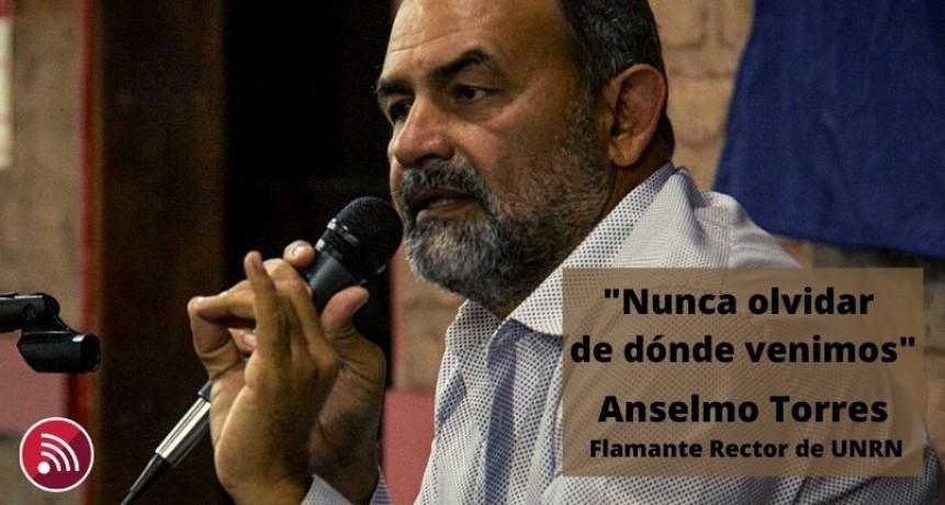 Entrevista intimista: Anselmo Torres - Rector de la UNRN
