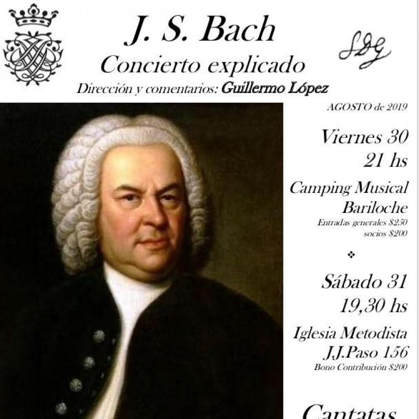 Conciertos Explicados: Johann Sebastian Bach