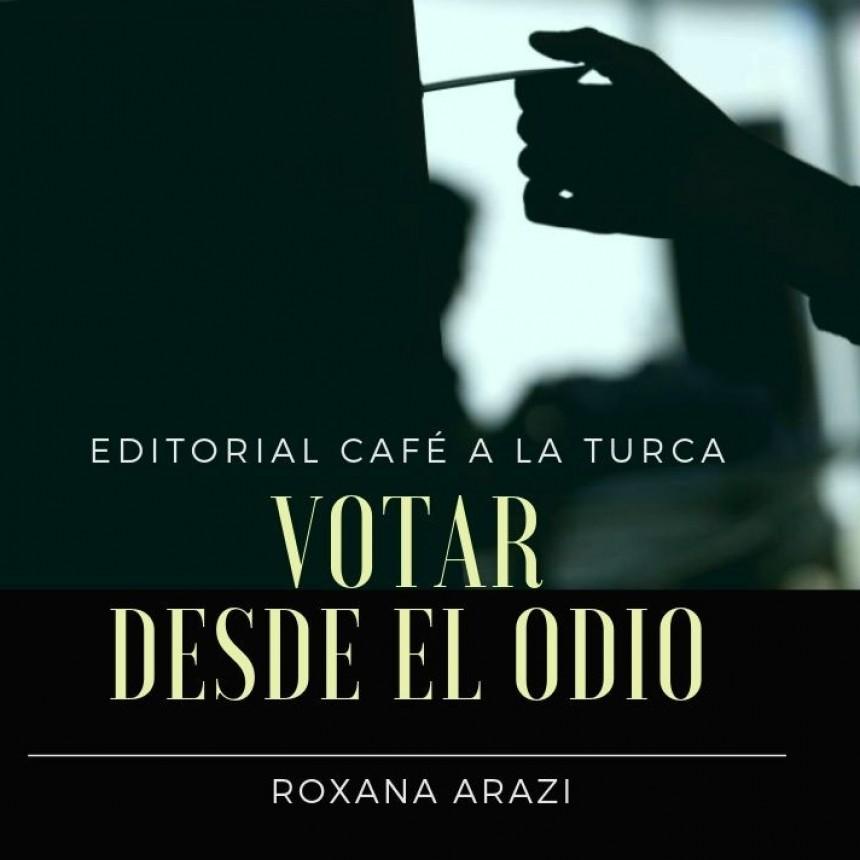 Editorial Roxana Arazi 28/08/19