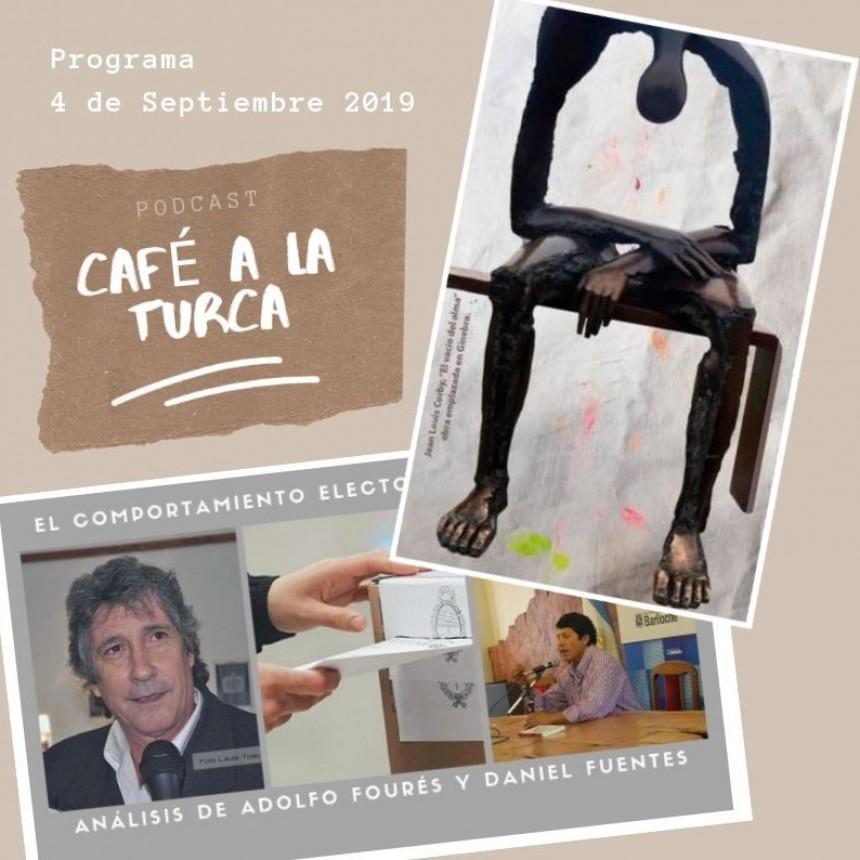 Café a la Turca 4 de Septiembre 2019