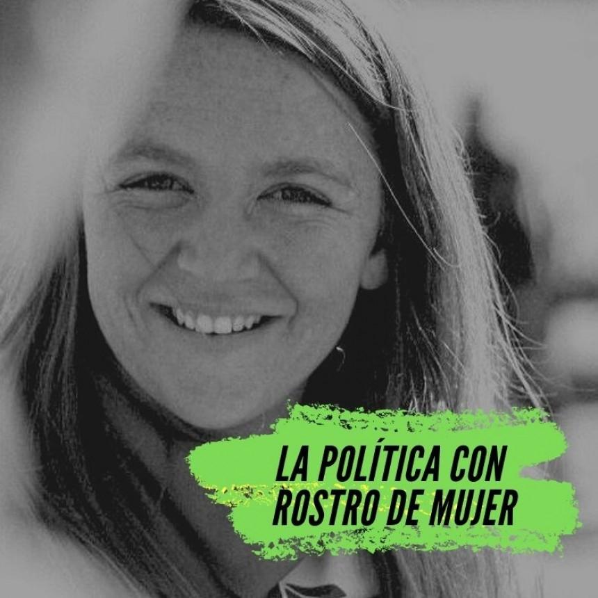 La política con rostro de mujer
