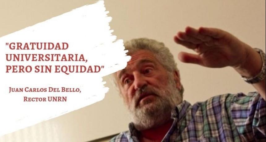 """""""La gratuidad en las universidades públicas en Argentina es un fetiche, porque no garantizamos la igualdad de oportunidades"""""""