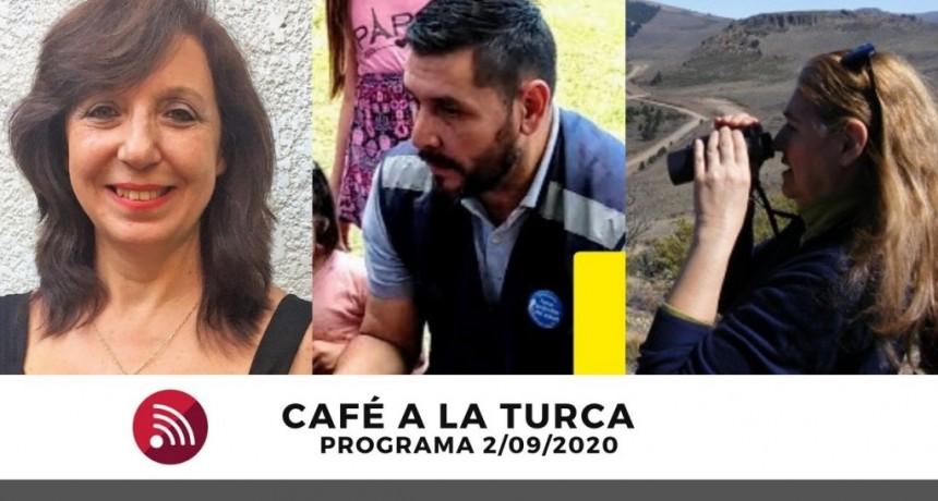 Café a la Turca, miércoles 02 de septiembre 2020