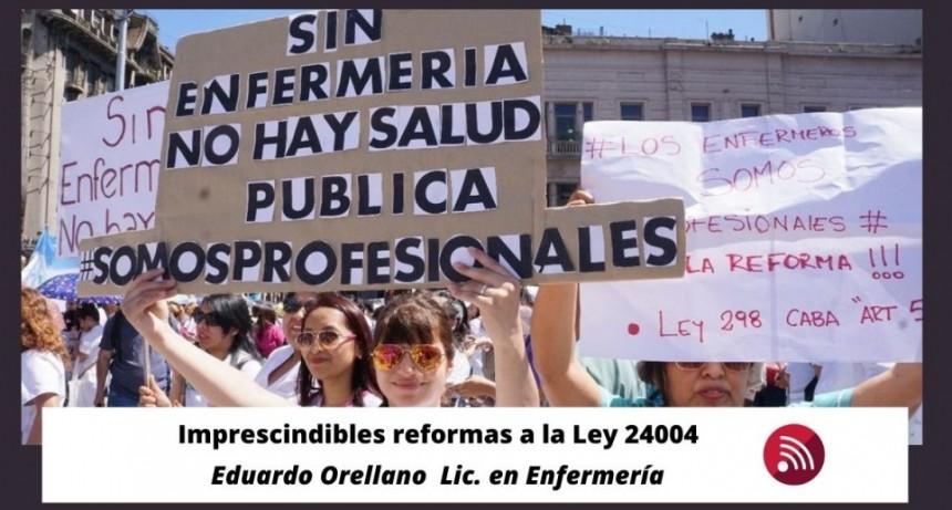Enfermeros/as: esenciales pero con desigualdad de derechos