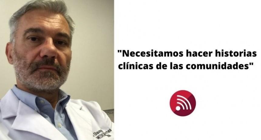 Médicos e investigadores de la UNCo responden inquietudes sobre Covid-19