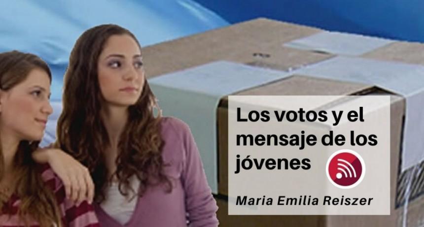 El mensaje dentro de las urnas