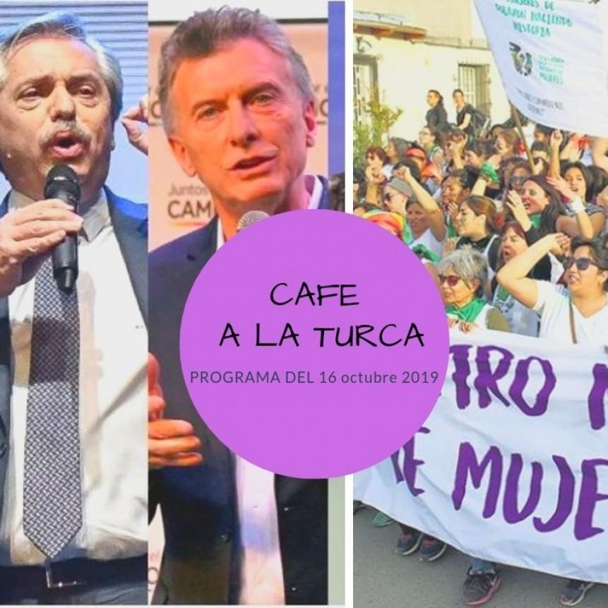Café a la Turca 16/10/19, para volver a escuchar!