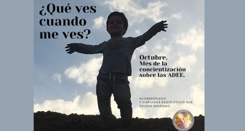25 de octubre: Día de la Concientización sobre los derechos de las personas con enanismo