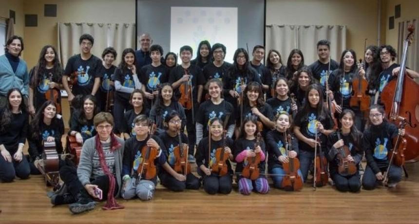 """""""Una Orquesta que fortalece el tejido social"""""""