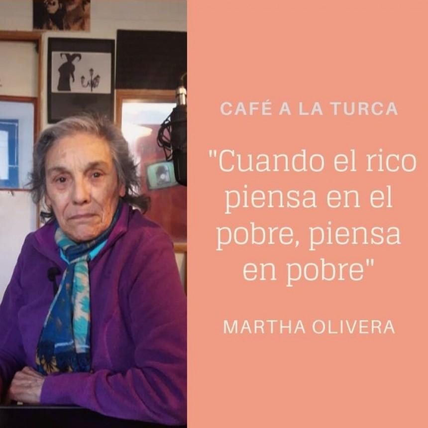 Entrevista a la Dra. Martha Olivera