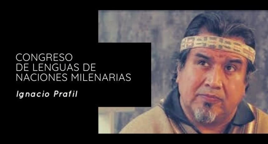 Ignacio Prafil: referente político del Parlamento del pueblo Mapuche en Río Negro