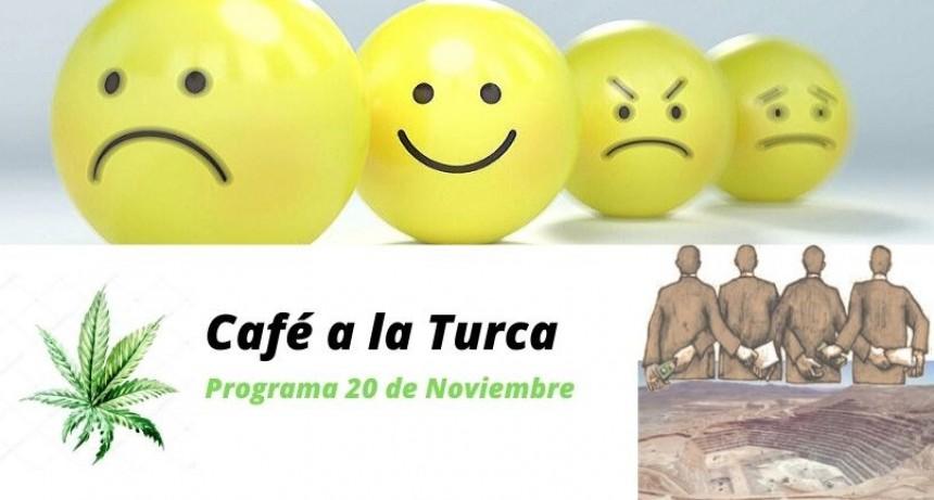 Café a la Turca 20 de noviembre 2019