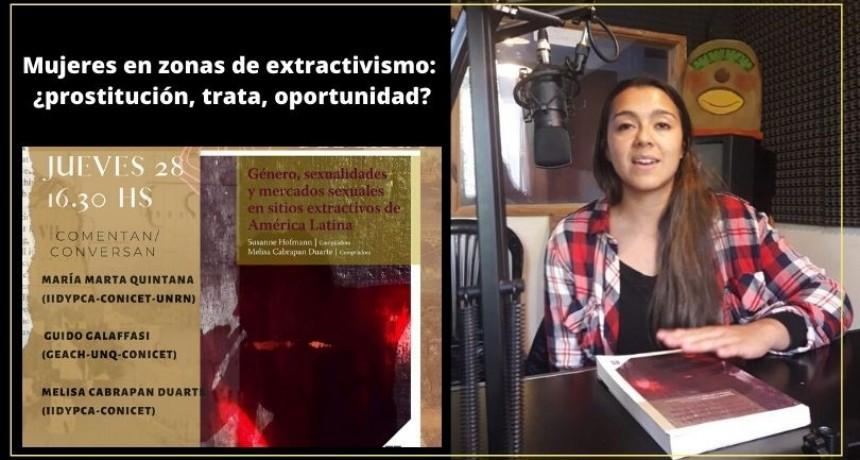 """""""Para hablar de trata y/o prostitución, es necesario contextualizar"""""""