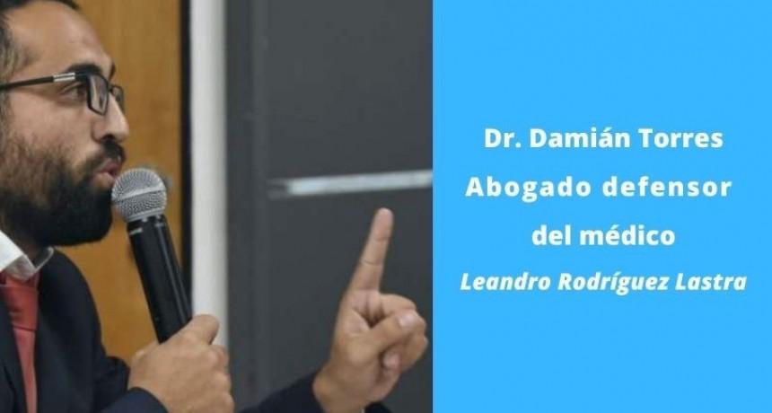 El médico Rodríguez Lastra, inhabilitado para ejercer en Río Negro, buscó hacerlo en Entre Ríos