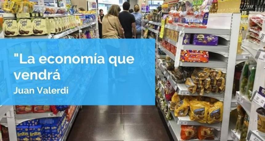 Entrevista a Juan Valerdi - Economista