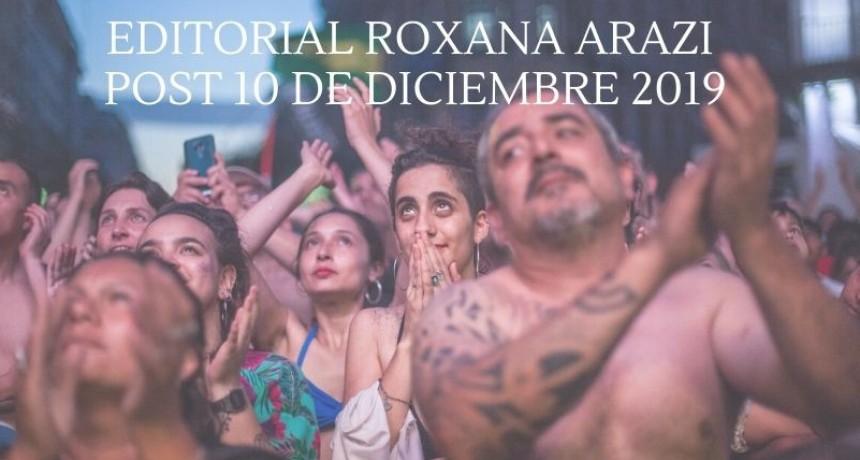 EDITORIAL DE ROXANA ARAZI 11 DE DICIEMBRE 2019