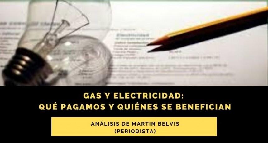 Tarifas de gas y electricidad en el recambio gubernamental